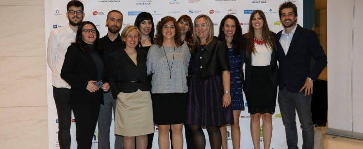 Acompañamos a la Fundació Factor Humà en el evento de entrega del 9º Premio Factor Humà Mercè Sala