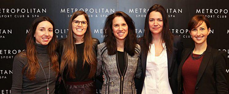 Club Metropolitan obri nou centre a Badalona
