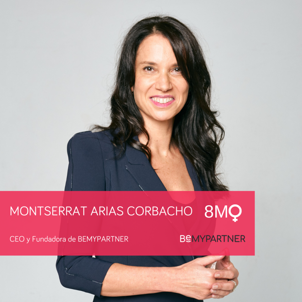 Mujeres directivas: Montserrat Arias