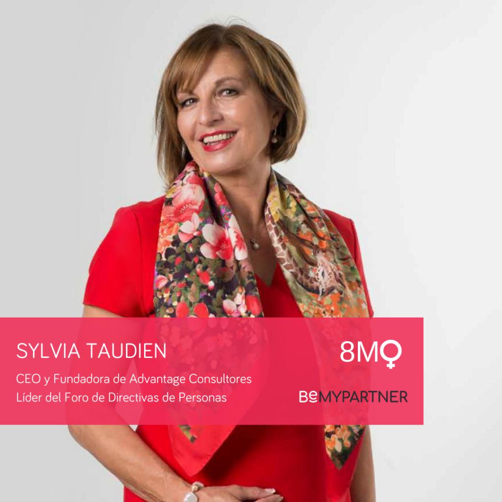Mujeres directivas: Sylvia Taudien