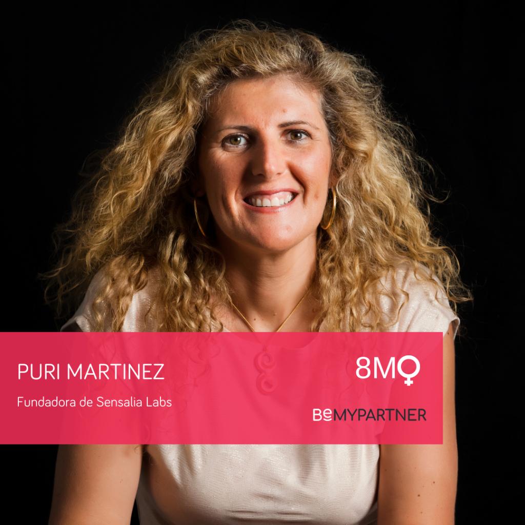 Mujeres directivas: Puri Martinez
