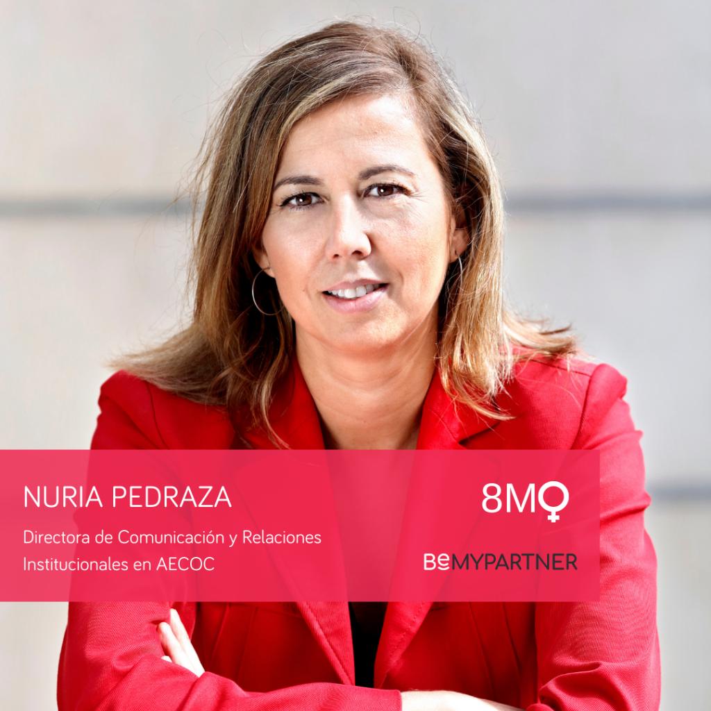 Mujeres directivas: Nuria Pedraza