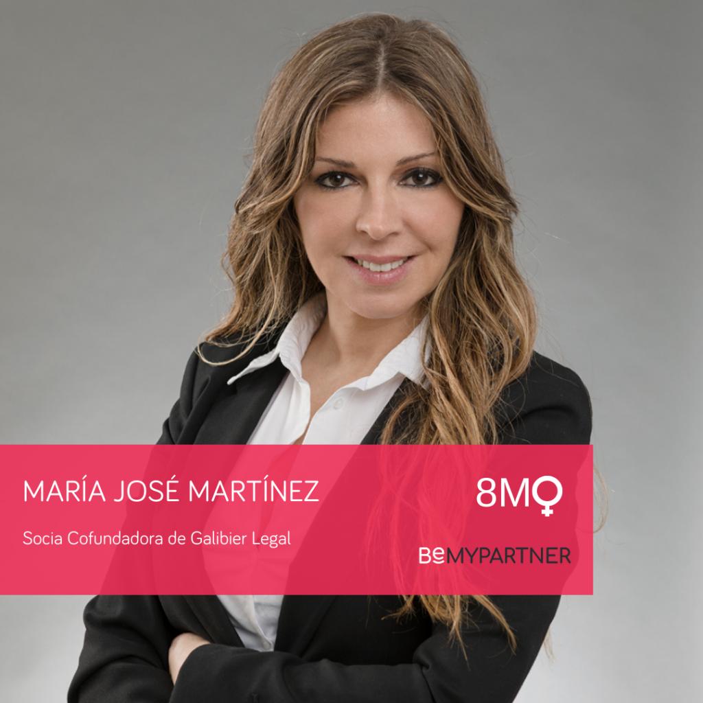 Mujeres directivas: María José Martínez