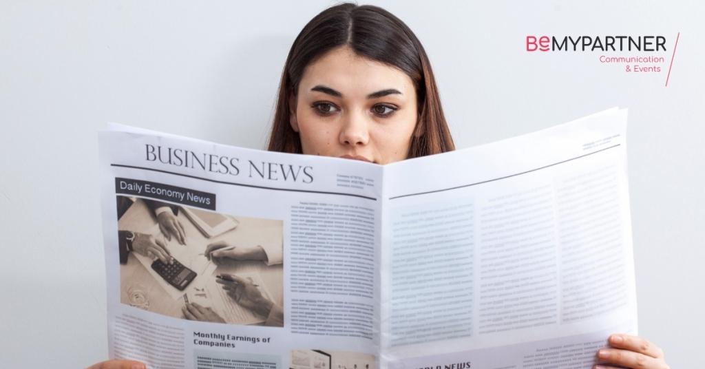 Las notas de prensa como herramientas esenciales en tu estrategia de comunicación